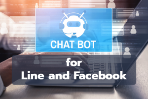 Chatbot for Line and Facebook Messenger Platform