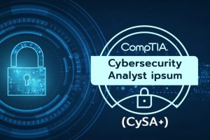 (Online) CompTIA Cybersecurity Analyst (CySA+)